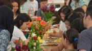 Feiern und Essen gehören zusammen... :-)