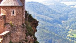 Burg Aggstein in Österreich...